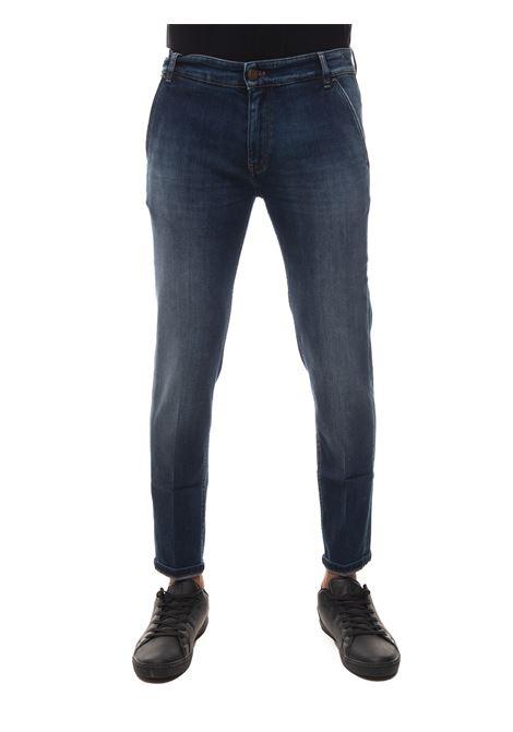 Jeans denim taglio chino PT05 | 24 | C5ZJ01Z30GTL-CA50MB08