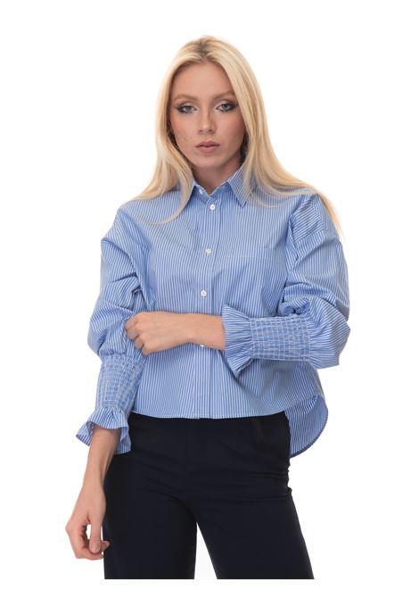 Camicia da donna in cotone Red Valentino | 6 | WR0ABH25-657A60