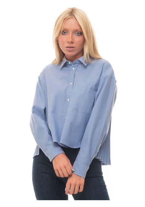 Camicia da donna in cotone Red Valentino | 6 | WR3ABG85-5YNA60