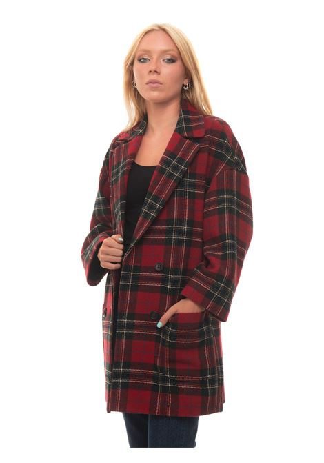 Wide coat Red Valentino   20000057   WR3CA155-5Y8157