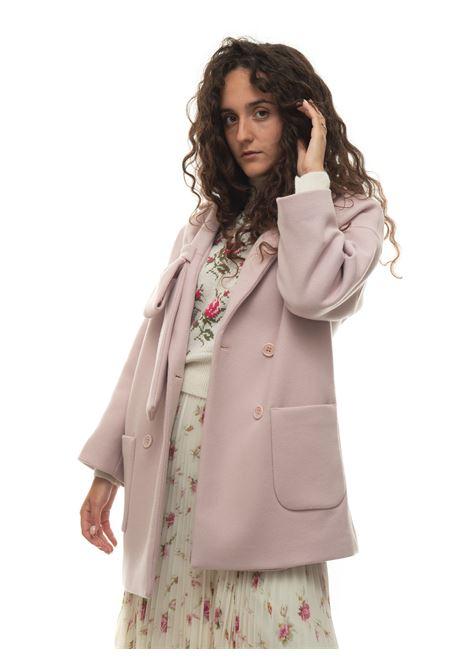 Cappotto in panno Red Valentino | 20000057 | WR3CAD60-5Y6R13