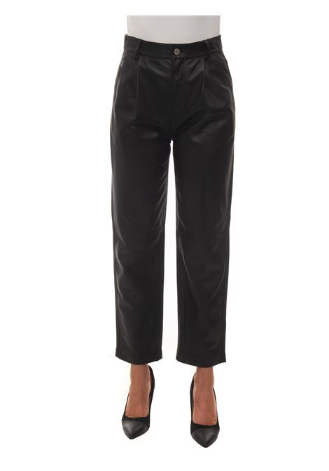 Pantalone in pelle Red Valentino   9   WR3NF00M-6390NO
