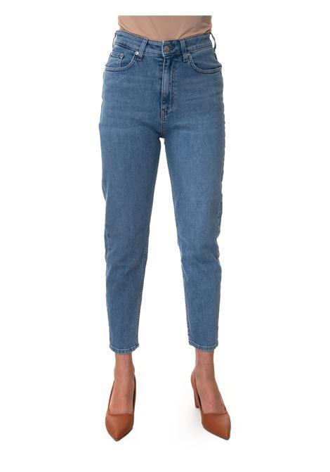 MOM HARVEY 5 pocket denim Jeans Roy Rogers | 24 | A21RND219D3511831999-HARVEY