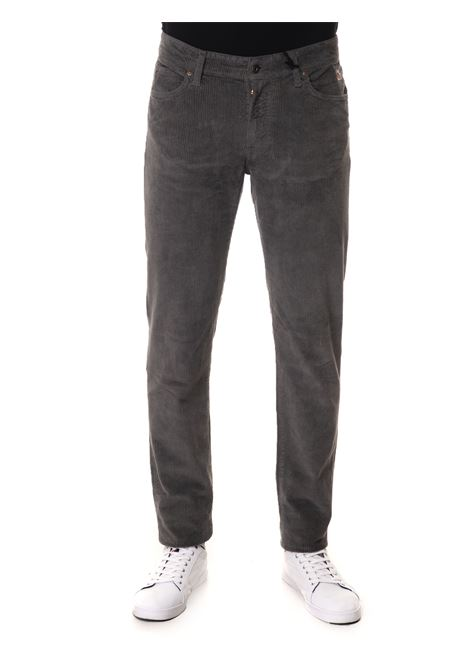 BURRO 5-pocket trousers Roy Rogers   9   A21RRU089P3290112MID GREY