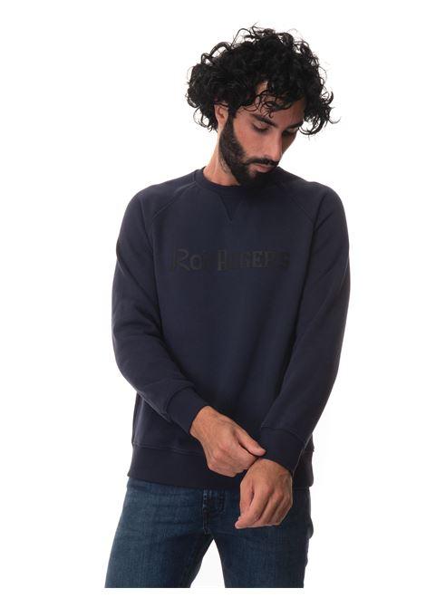 Crewneck sweatshirt Roy Rogers | 20000055 | A21RRU352CB37XXXXBLU NAVY