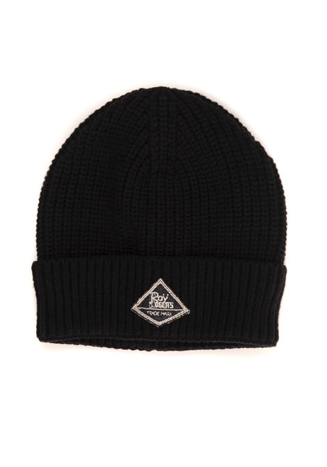English rib hat pattern Roy Rogers   5032318   A21RRX912C982XXXXBLACK