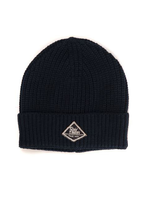 English rib hat pattern Roy Rogers   5032318   A21RRX912C982XXXXBLU NAVY