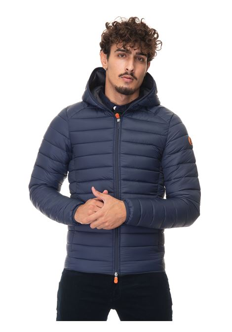 DONALD hooded harrington jacket Save the Duck | -276790253 | D30650M-GIGA1390000