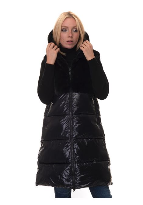 Gilet lungo raylee Save the Duck | 38 | D80421W-LUFY1310000