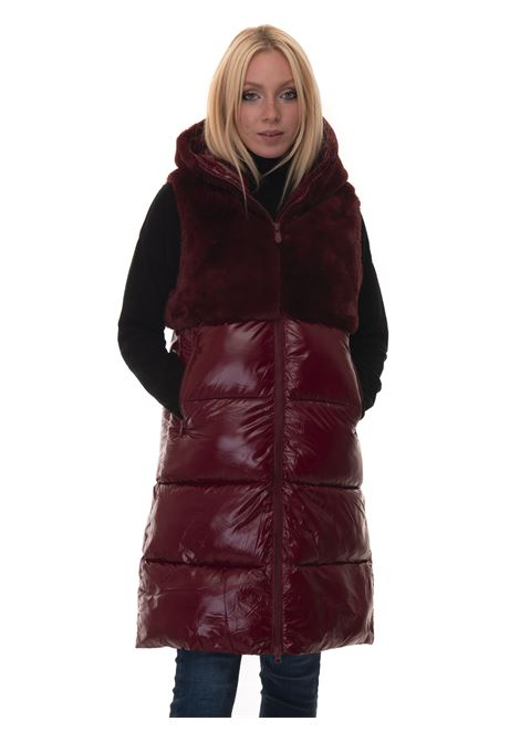 Gilet lungo raylee Save the Duck | 38 | D80421W-LUFY1370011