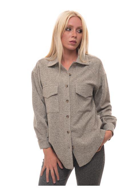 Camicia da donna oversize Seventy | 6 | GI0717-580044040