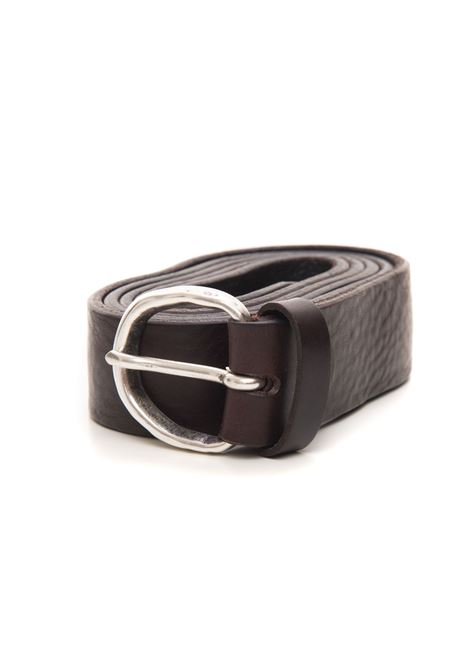 Cintura in pelle The Jack Leathers   20000041   TJ31-COW06