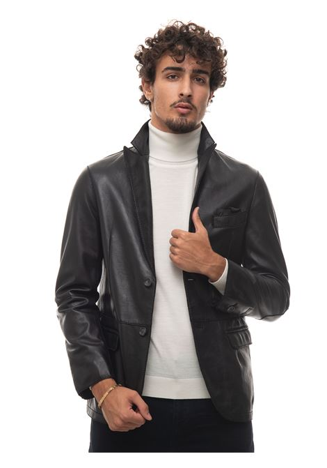 Giacca in pelle Whistler The Jack Leathers | 3 | WHISTLERNERO
