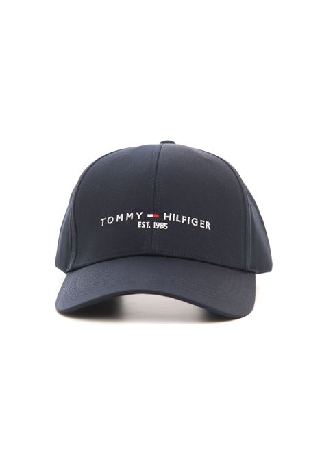 Cotton baseball cap Tommy Hilfiger | 5032318 | AM0AM07352DW5
