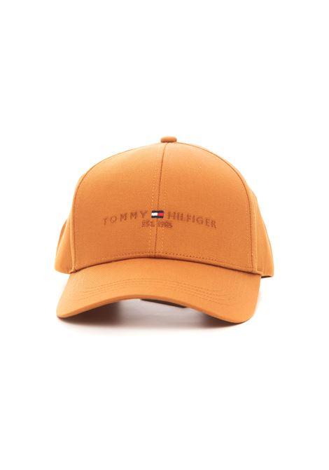 Cotton baseball cap Tommy Hilfiger | 5032318 | AM0AM07352KD0