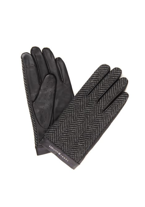 Leather gloves Tommy Hilfiger | 34 | AM0AM07883BDS