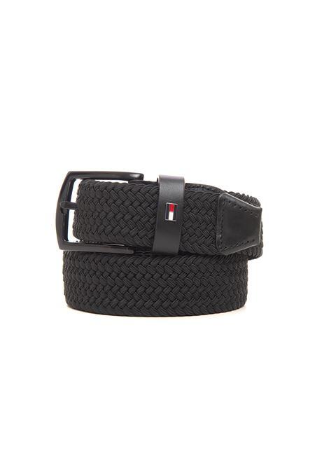 Stretch belt Tommy Hilfiger | 20000041 | AM0AM07979BDS