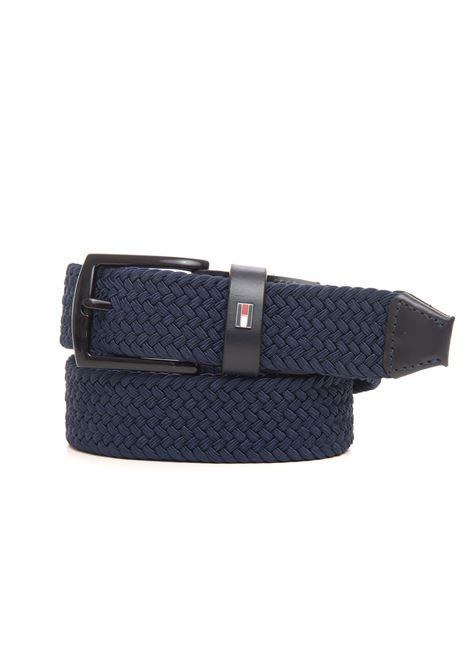 Stretch belt Tommy Hilfiger | 20000041 | AM0AM07979DW5