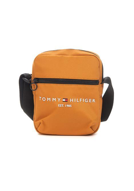 Shoulder bag in plain textile Tommy Hilfiger | 20000001 | AM0AM08016KD0