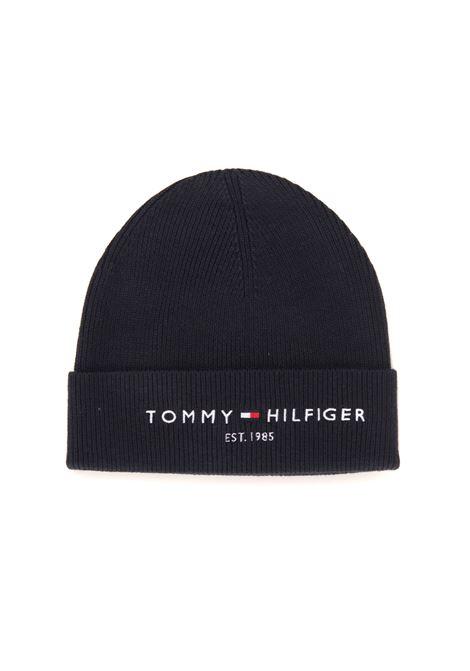English rib hat pattern Tommy Hilfiger | 5032318 | AM0AM08323DW5