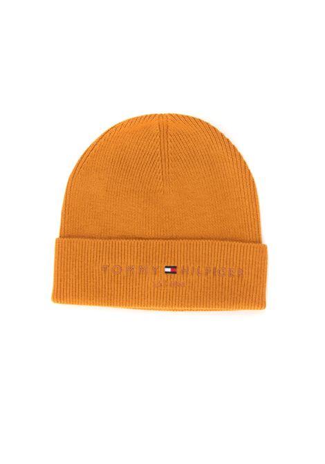 English rib hat pattern Tommy Hilfiger | 5032318 | AM0AM08323KD0