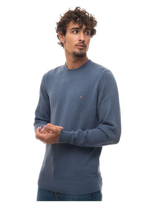 Round-neck pullover Tommy Hilfiger | 7 | MW0MW18598C9T