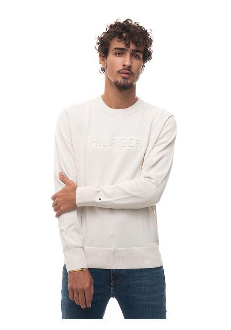 Round-neck pullover Tommy Hilfiger | 7 | MW0MW18605YBI