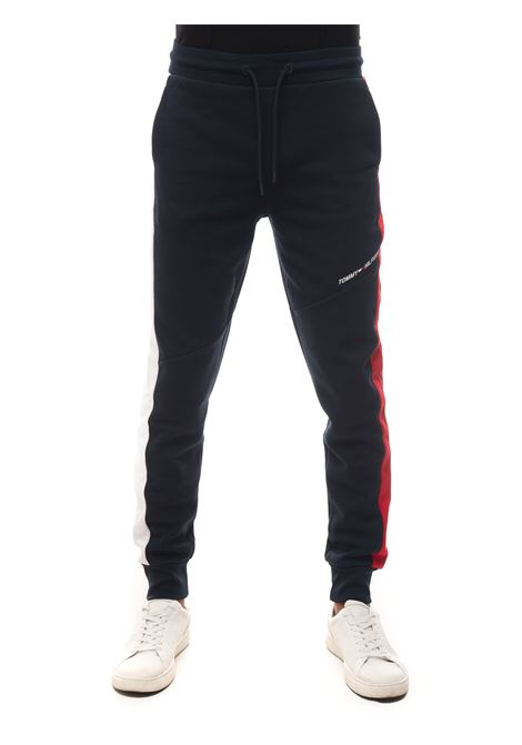 Pantalone in felpa Tommy Hilfiger | 9 | MW0MW18651DW5