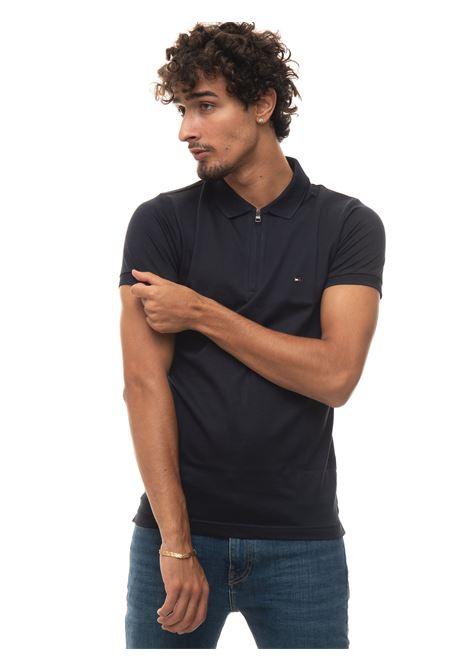 Short-sleeved polo shirt Tommy Hilfiger | 2 | MW0MW19090DW5