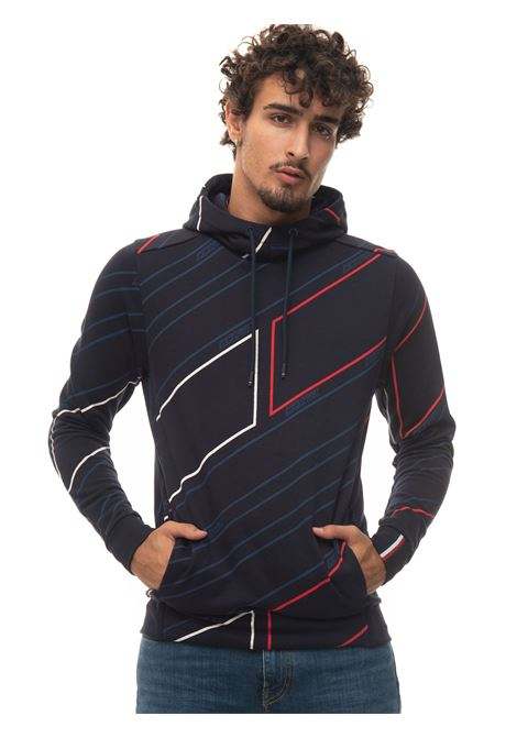Sweatshirt with hood Tommy Hilfiger | 20000055 | MW0MW19381DW5