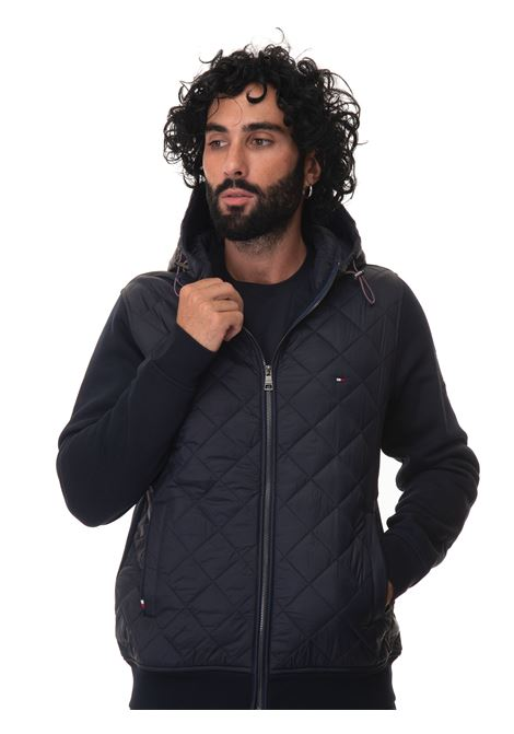 Hooded harrington jacket Tommy Hilfiger | -276790253 | MW0MW20124DW5