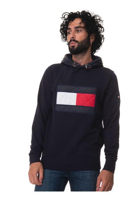 Crewneck sweatshirt Tommy Hilfiger | 20000055 | MW0MW20126DW5