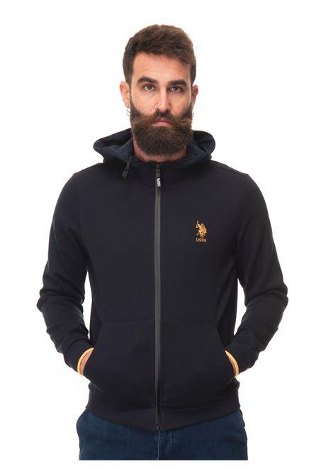 Sweatshirt with hood US Polo Assn | 20000055 | 61334-52888179
