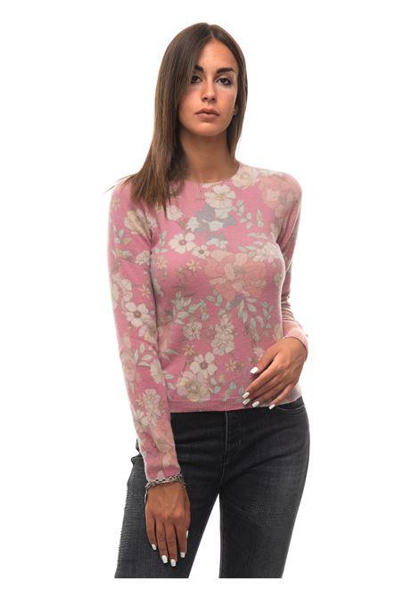 Cashmere pullover Vanisé | 7 | V84756ROSAANTICO