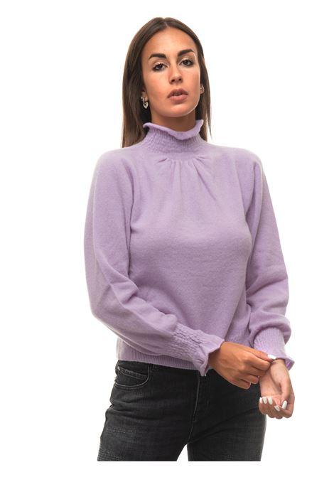 Cashmere pullover Vanisé | 7 | V88729GLICINE