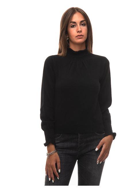 Cashmere pullover Vanisé | 7 | V88729NERO