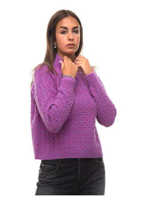 Wool jumper Vanisé | 7 | V88829AMETISTA