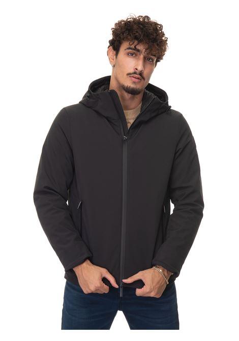 PACIFIC SOFT SHELL JACKET hooded harrington jacket Woolrich | -276790253 | C0FWOOU0500-MRUT2735100