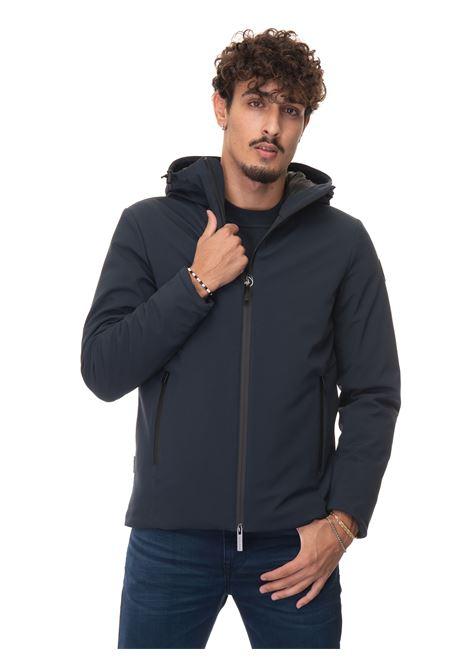 PACIFIC SOFT SHELL JACKET hooded harrington jacket Woolrich | -276790253 | C0FWOOU0500-MRUT27353989