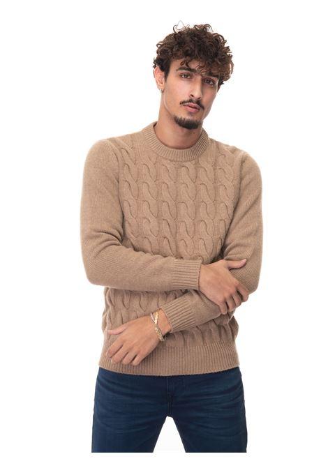 Pullover girocollo CABLE CREWNECK Woolrich   7   CFWOKN0139-MRUF05927270