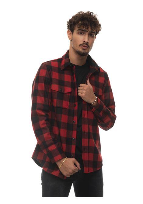 Camicia da uomo oversize alaskan Woolrich   6   CFWOOS0051-MRUT23555321