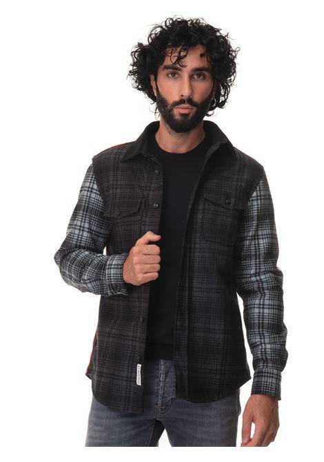 Camicia da uomo oversize ALASKAN MELTON WOOL OVERSHIRT Woolrich   6   CFWOOS0051-MRUT2355903