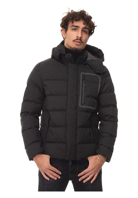 HIGH TECH QUILTED JACKET quilted jacket Woolrich | -276790253 | CFWOOU0480-MRUT2700100