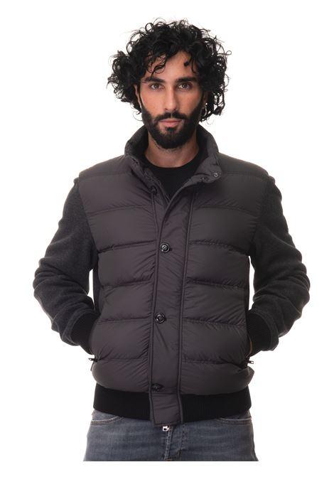 BONDED WOOL FULL ZIP Bomber jacket Woolrich | -276790253 | CFWOSW0114-MRUT28491131