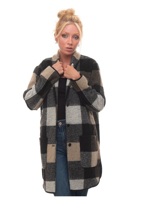 Cappotto in lana Gentry Woolrich   17   CFWWOS0042-FRUT27492131