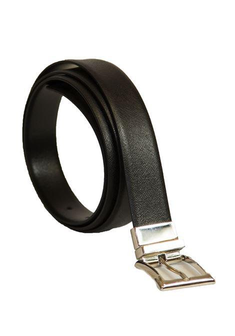 Leather belt Armani Collezioni | 20000041 | YAM014YH51888001