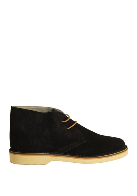 Suede ankle boots Canali | 12 | 451214XSK40731