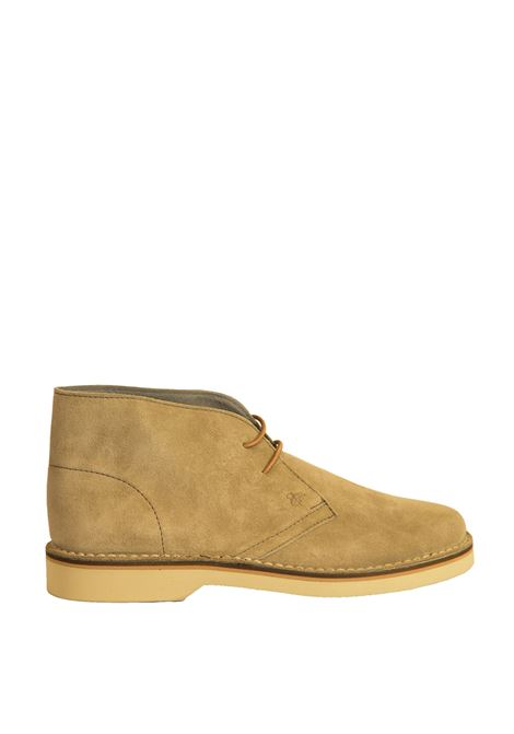 Suede ankle boots Canali | 12 | 451214XSK40772