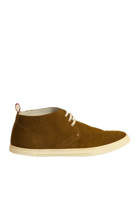 Suede ankle boots Kiton | 12 | VELA401