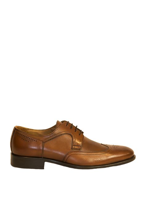 Classic leather shoe Angelo Nardelli | 12 | 82023-G800373